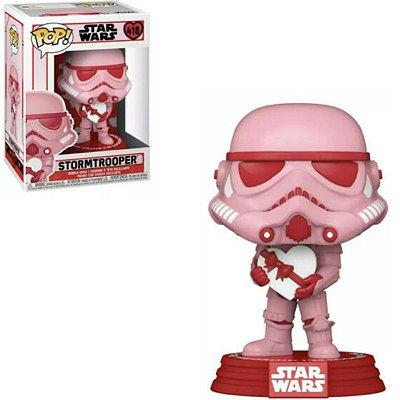 Funko Pop Star Wars 418 Stormtrooper Valentines Day