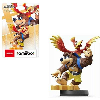 Amiibo Banjo & Kazooie - Super Smash Bros