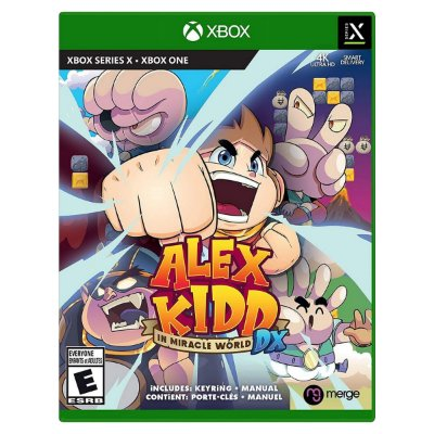 Alex Kidd In Miracle World Dx - Xbox One / Xbox Series X|S