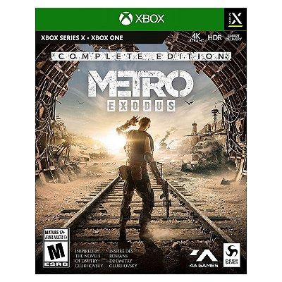 Metro Exodus Complete Edition - Xbox One / Series X|S