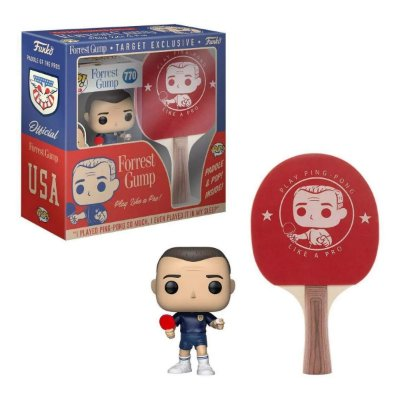 Funko Pop Movies 770 Forrest Gump Ping Pong Paddle Limited