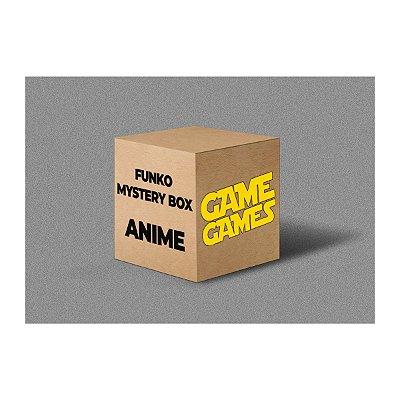 Funko Mystery Box - Anime (Caixa com 6 Funkos Pop)