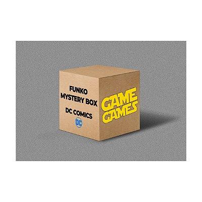Funko Mystery Box - Dc Comics (Caixa com 6 Funkos Pop)