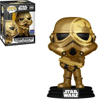 Funko Pop Star Wars 296 Stormtrooper Wondrous Con 2021