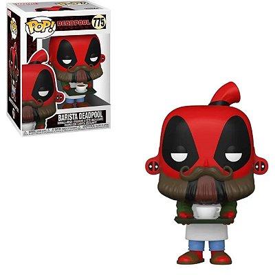 Funko Pop Deadpool 775 Deadpool Barista