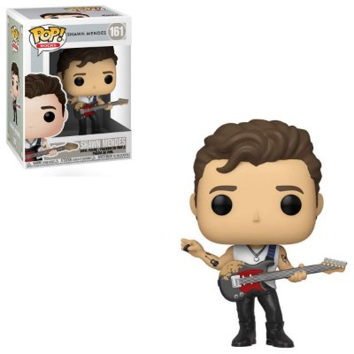 Funko Pop Rocks 161 Shawn Mendes With Guitar