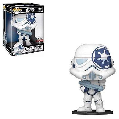 Funko Pop Star Wars 391 Stormtrooper Super Sized 26cm
