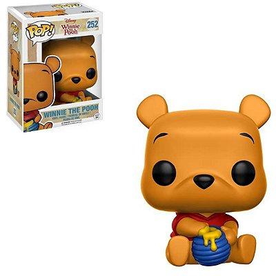 Funko Pop Disney 252 Winnie The Pooh