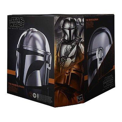 Star Wars The Black Series The Mandalorian Capacete Eletrônico