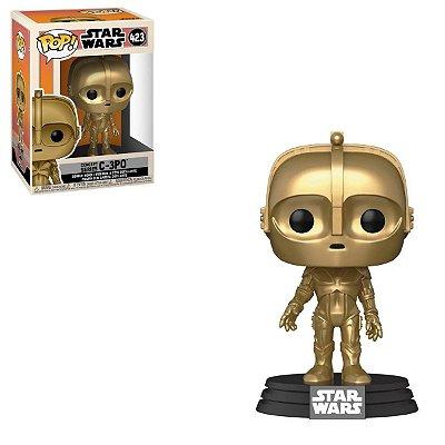 Funko Pop Star Wars 423 C-3PO Concept Series C3PO