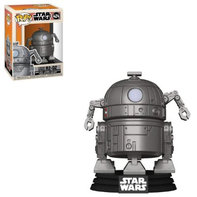 Funko Pop Star Wars 424 R2-D2 Concept Series R2D2