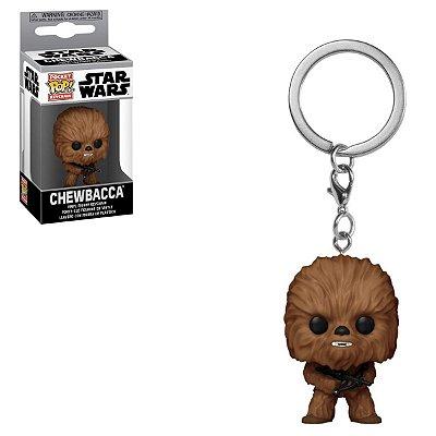Chaveiro Funko Pop Pocket Star Wars Chewbacca