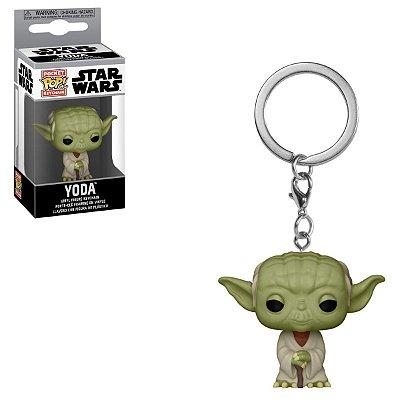 Chaveiro Funko Pocket Star Wars  Yoda
