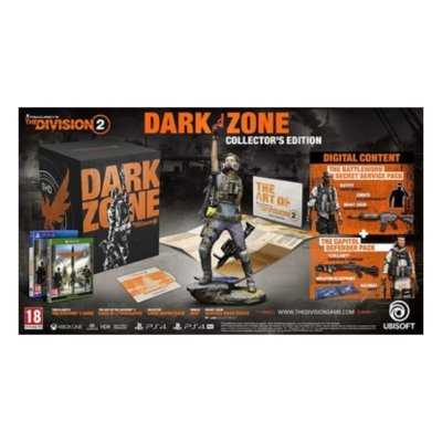 Tom Clancys The Division 2 The Dark Zone Collectors Edition - PS4