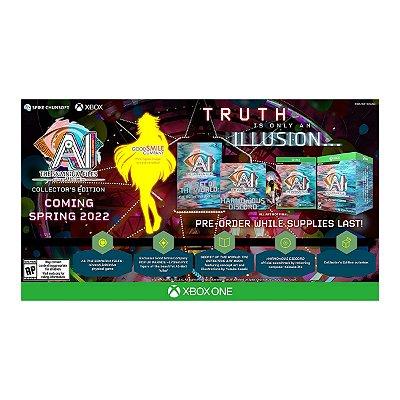 AI THE SOMNIUM FILES nirvanA Initiative Collector's Edition - Xbox One / Xbox Series X