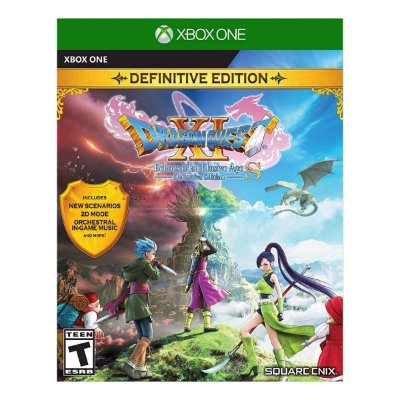 Dragon Quest XI S Echoes of An Elusive Age Definitive Edition - Xbox One