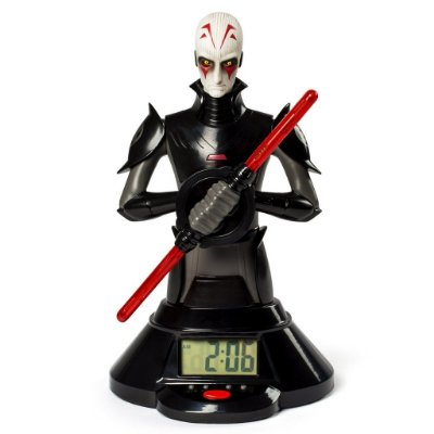 Relógio Star Wars The Inquisitor Lightsaber Clock