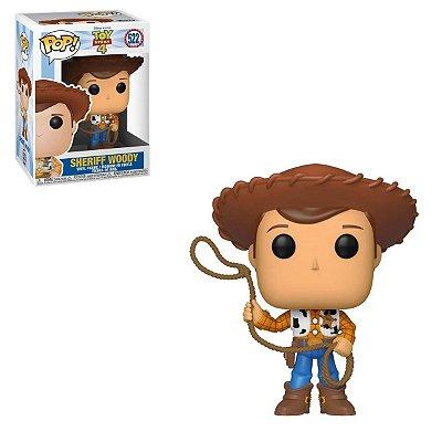 Funko Pop Toy Story 4 522 Sheriff Woody