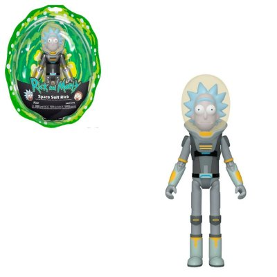 Funko Rick And Morty Rick Space Suit Action Figure
