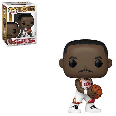 Funko Pop NBA Legends 106 Hakeem Olajuwon Houston Rockets