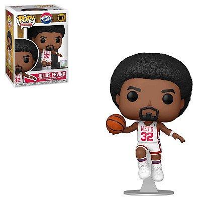 Funko Pop NBA Legends 107 Julius Erving New York Nets