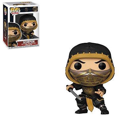 Funko Pop Mortal Kombat 1055 Scorpion