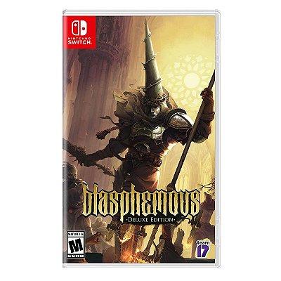 Blasphemous Deluxe Edition - Switch