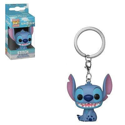 Chaveiro Funko Pop Pocket Disney Lilo & Stitch - Stitch