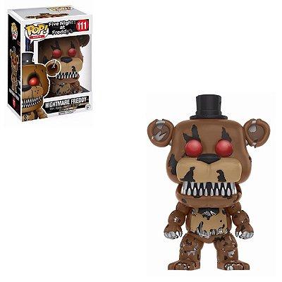 Funko Pop Five Nights At Freddy's 111 Nightmare Freddy