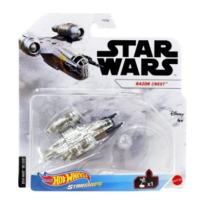 Hot Wheels Star Wars The Mandalorian Starships Razor Crest