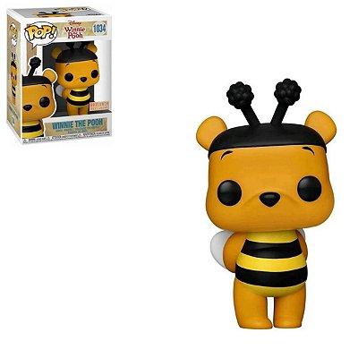 Funko Pop Disney Winnie The Pooh 1034 Ursinho Pooh Exclusive