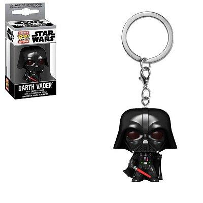 Chaveiro Funko Pocket Star Wars Darth Vader