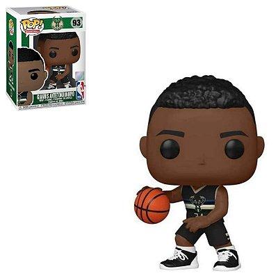 Funko Pop NBA 93 Giannis Antetokounmpo Bucks