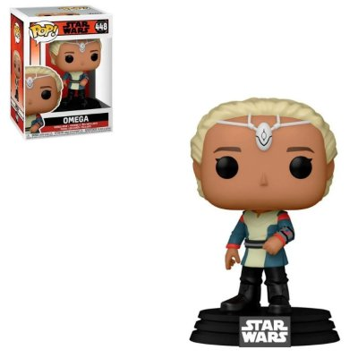 Funko Pop Star Wars The Bad Batch 448 Omega Special Edition