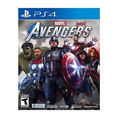Marvel's Avengers Edição Americana USA - PS4