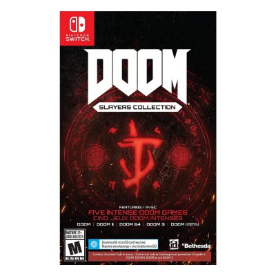 Doom Slayers Collection - Switch