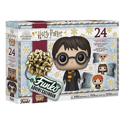 Funko Pop Advent Calendar Harry Potter 2021 24 pcs Calendário do Advento