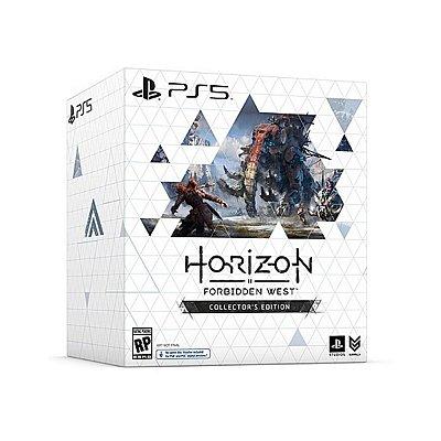 Horizon Forbidden West Collector's Edition - PS4 e PS5