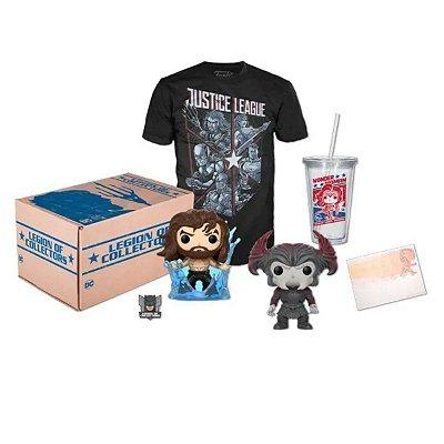 Funko Box Legion Of Collectors Box Justice League (Tam G)