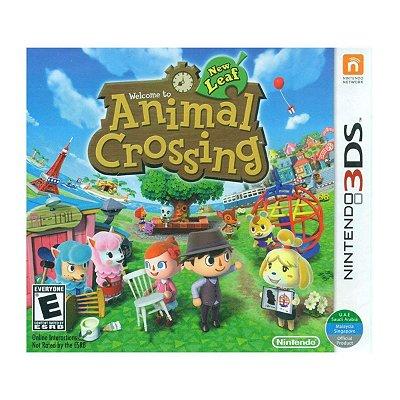 Animal Crossing New Leaf - 3DS