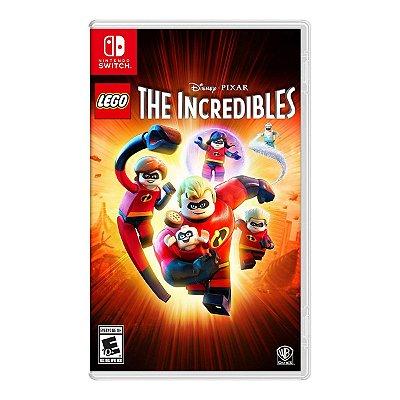 Lego Os Incríveis - Switch