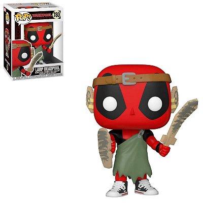Funko Pop Deadpool 780 Larp Deadpool