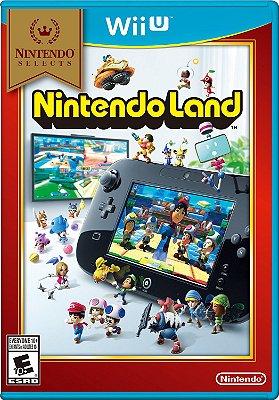 Nintendo Land - Nintendoland Wii U