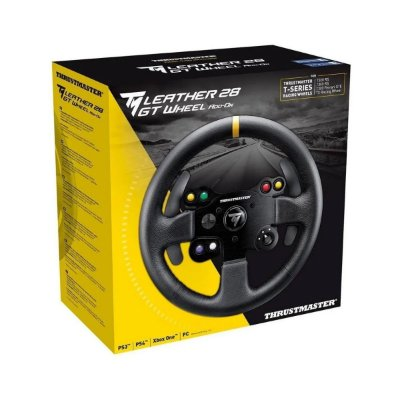 Volante Add On Thrustmaster Leather 28 GT Couro