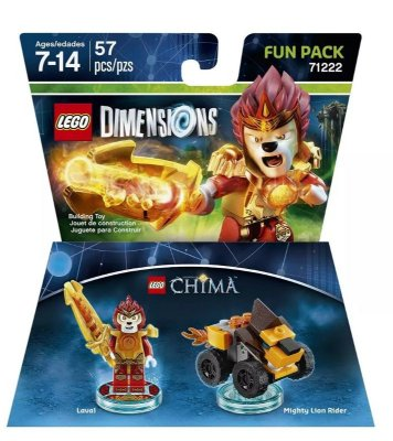 Chima Laval Fun Pack - Lego Dimensions