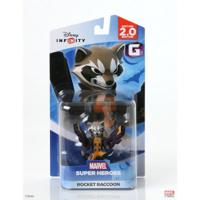 Disney Infinity 2.0 Marvel Super Heroes Rocket Raccoon
