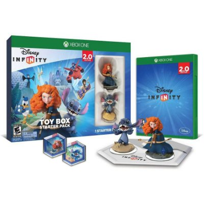Disney Infinity Originals Toy Box Starter Pack (2.0 Edition) Xbox One