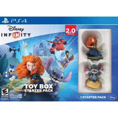 Disney Infinity Originals Toy Box Starter Pack (2.0 Edition) PS4