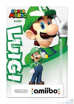 Super Mario Amiibo Luigi