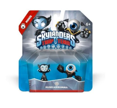 Skylanders Trap Team Minis: Hijinx & Eye Small
